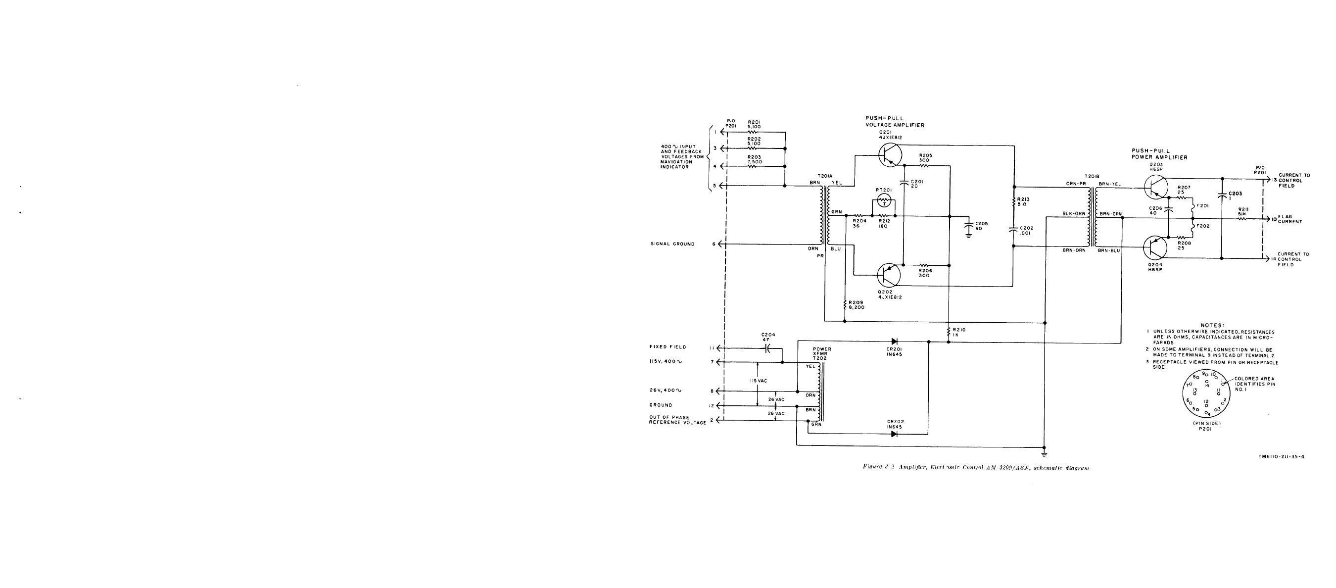 Figure 2 Amplifier Electronic Control Am 3209 Asn Schematic Current Another Electronics Circuit Schematics Diagram